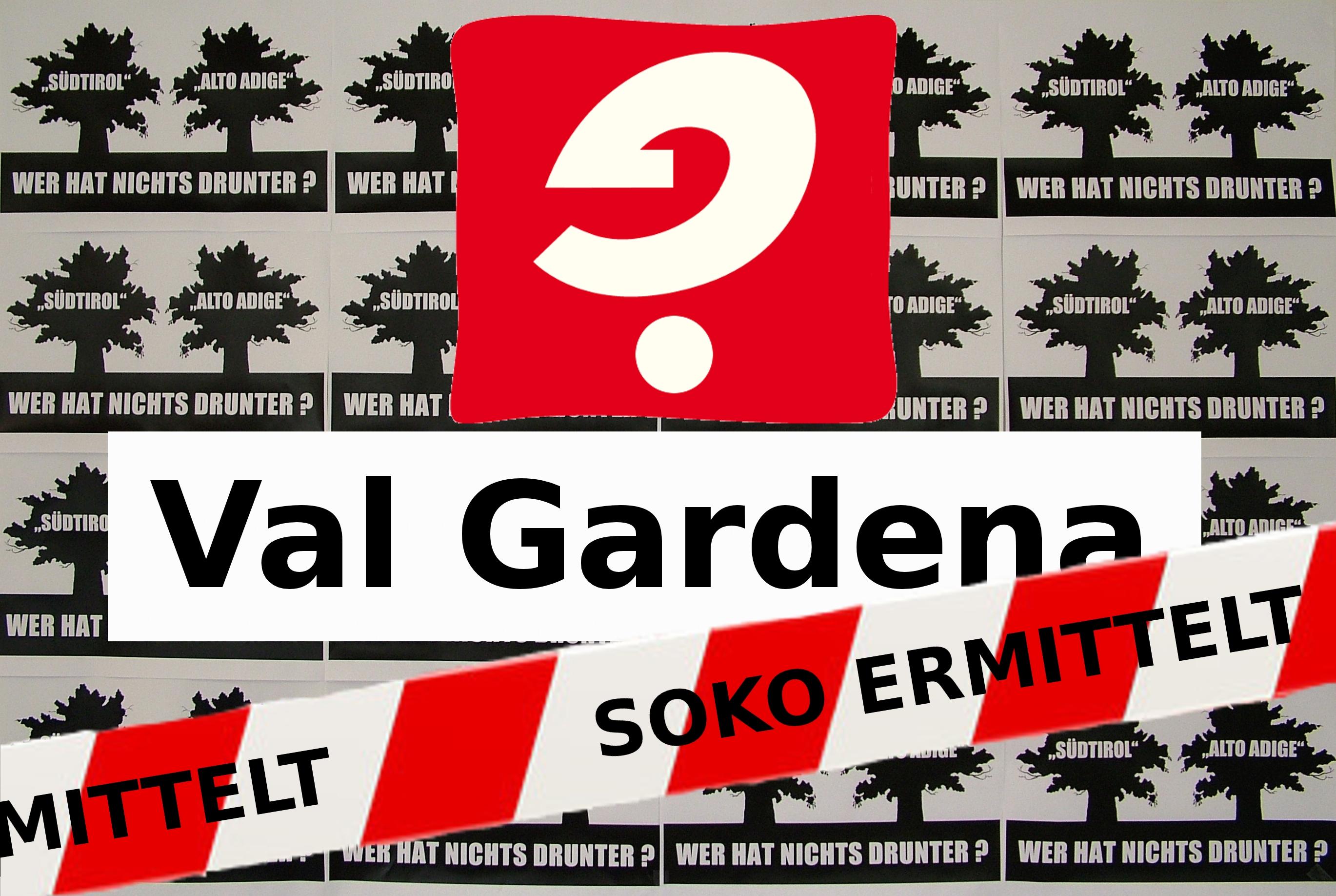 """Akte """"Val Gardena"""" angelegt!"""