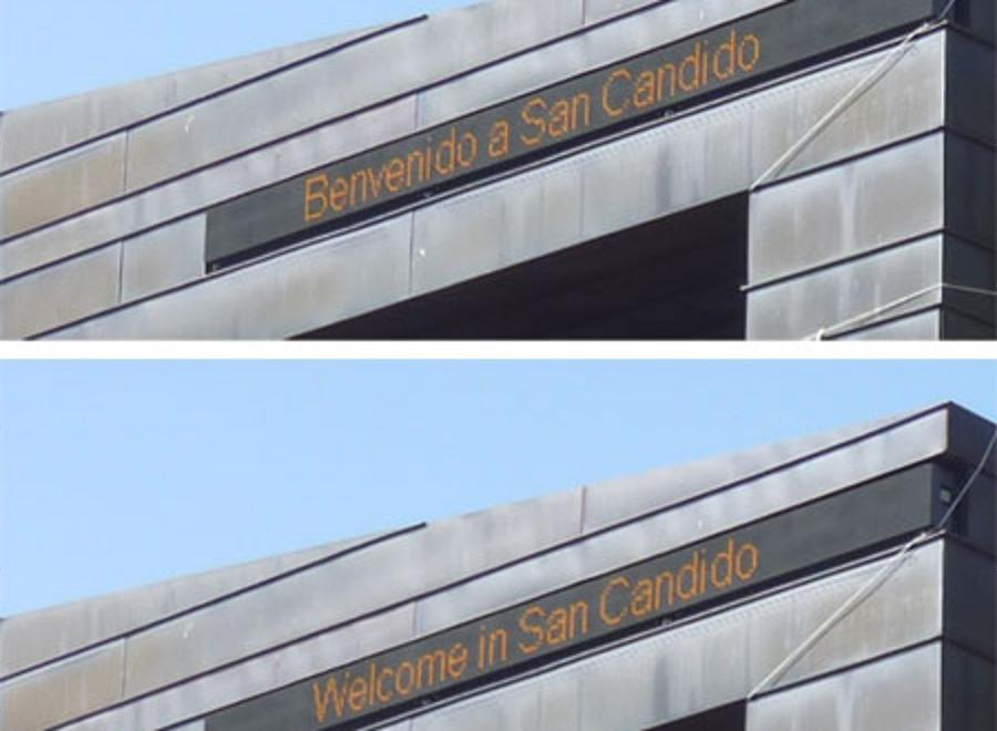 "Akte ""San Candido"" angelegt!"