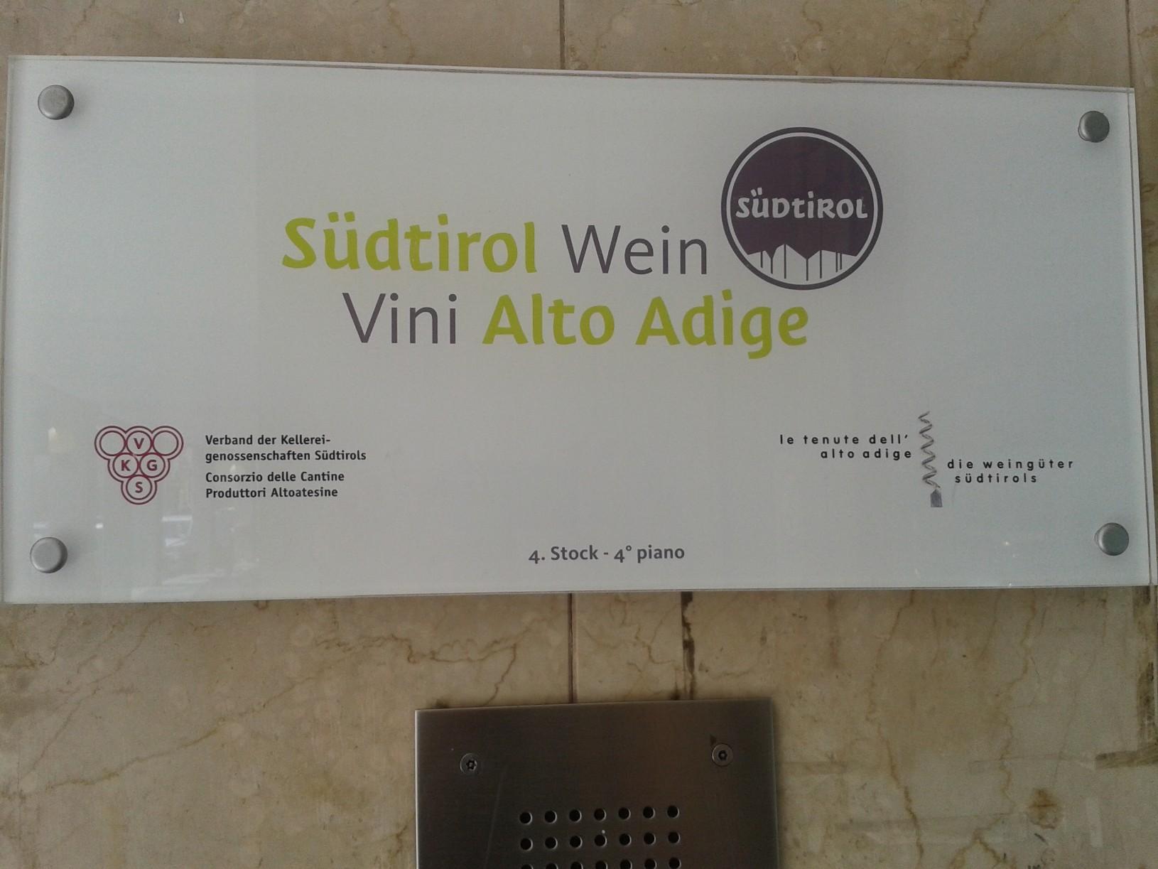 2013-08-26  Suedtirol Wein