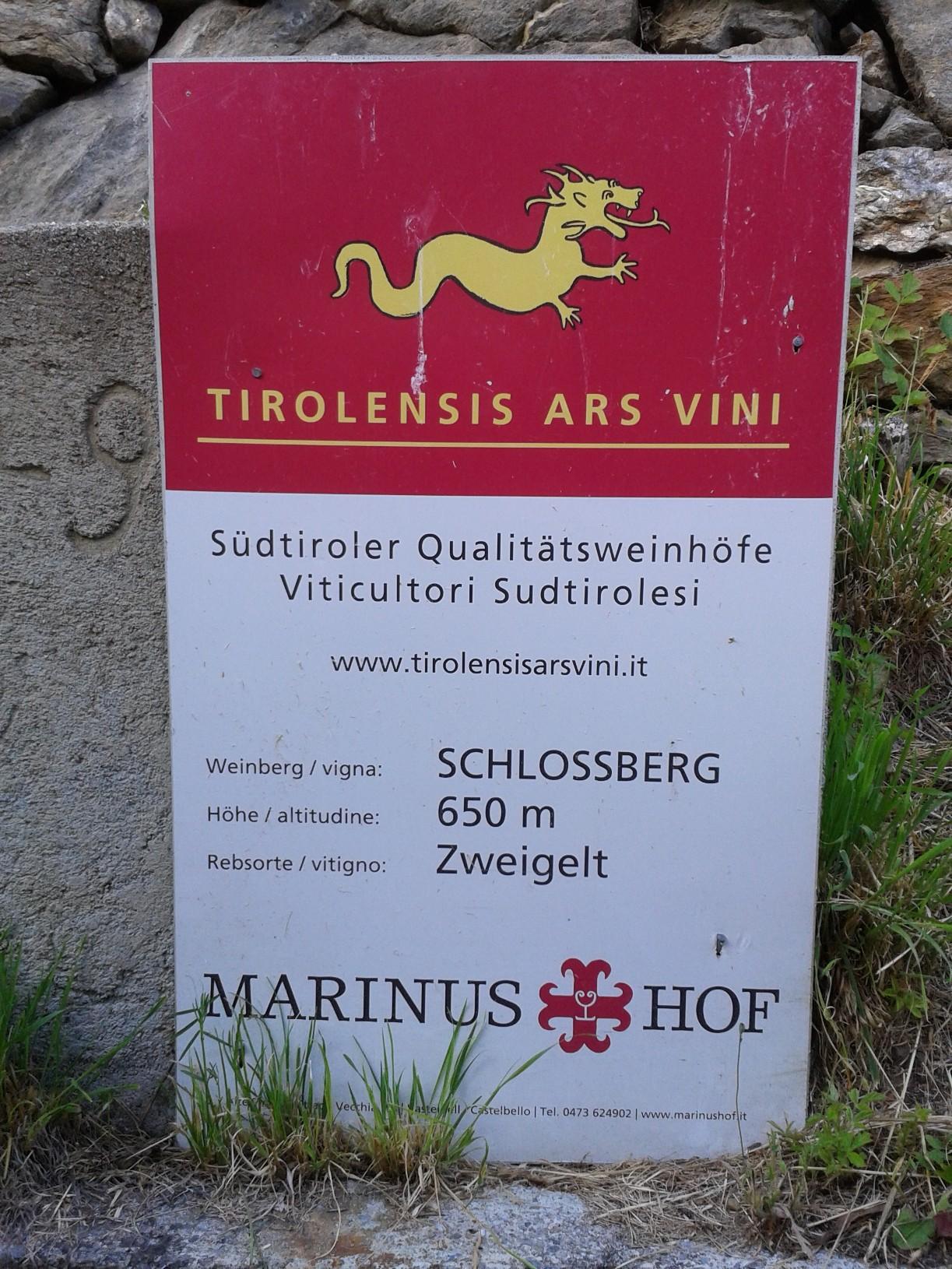 2013-08-26  Tirolensis Ars Vini