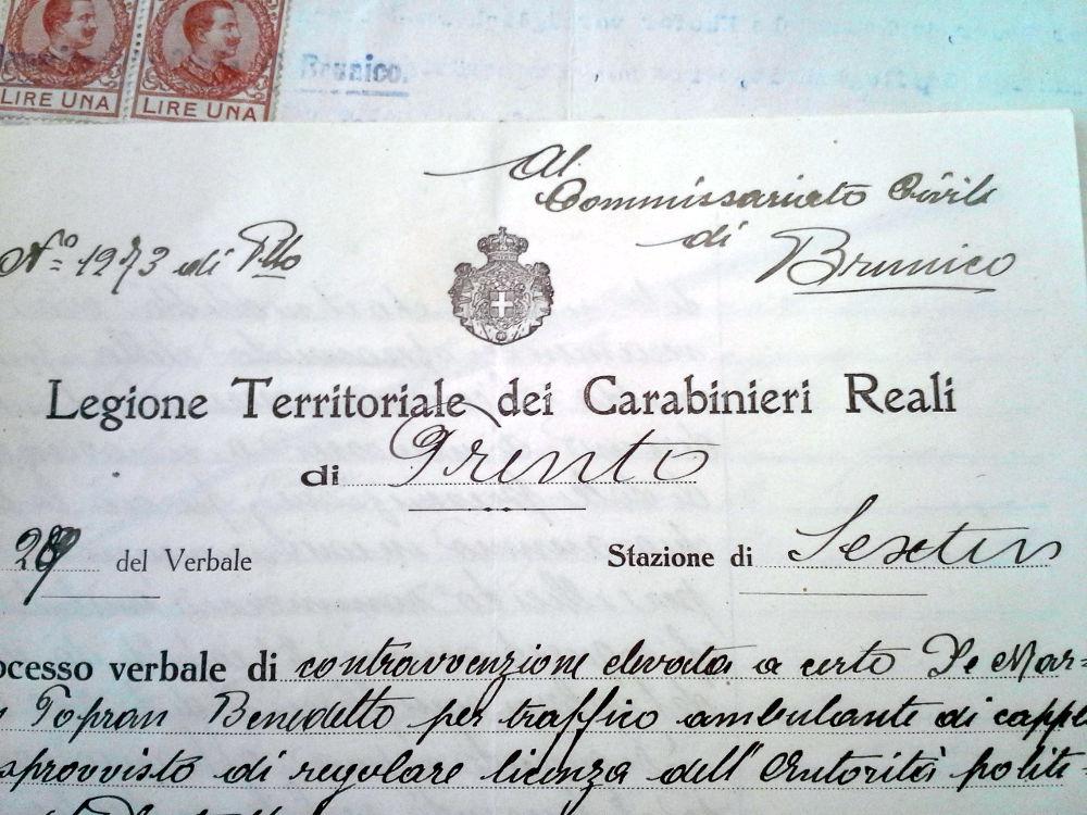 Carabinieri: Stazione di Sexten – 100 Jahre und kein Fortschritt