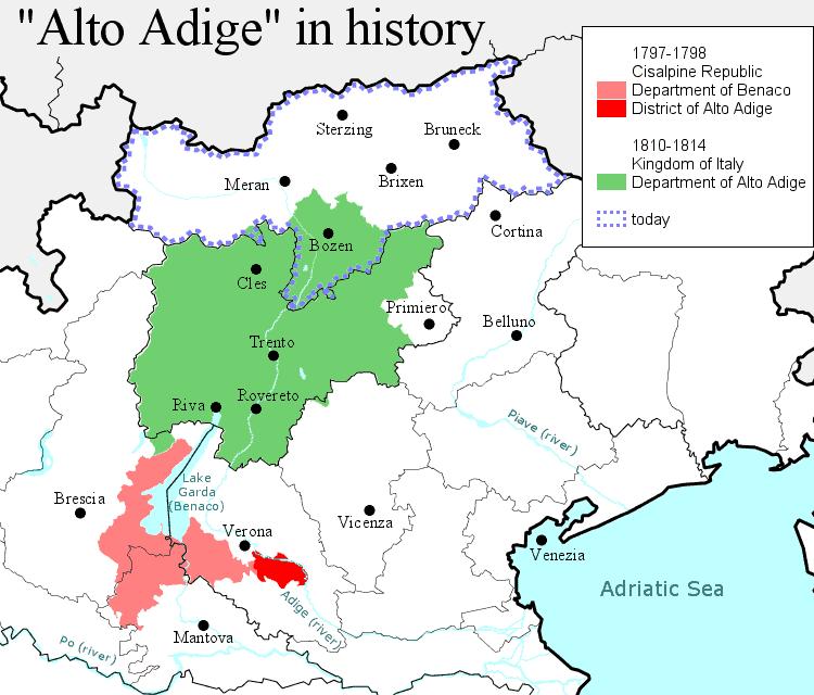 Alto Adige – Über die freiwillige Verwendung eines aufgezwungenen Ortsnamens