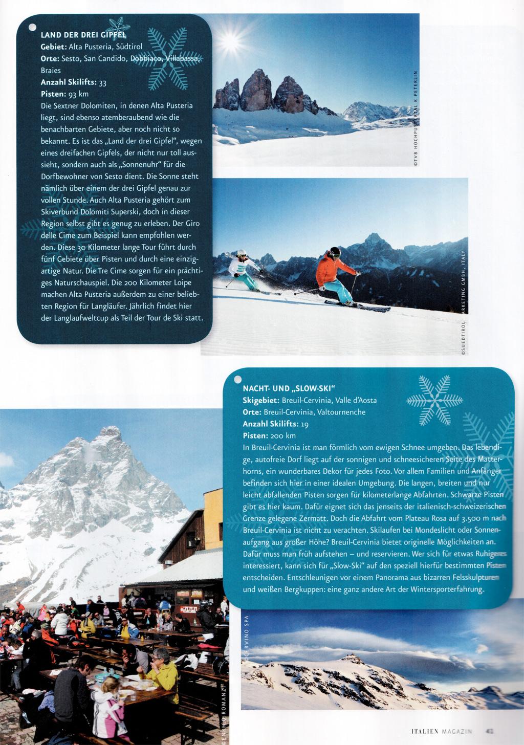 Italien Magazin S 41